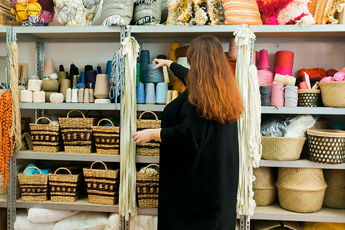 Learn to Weave by Skype