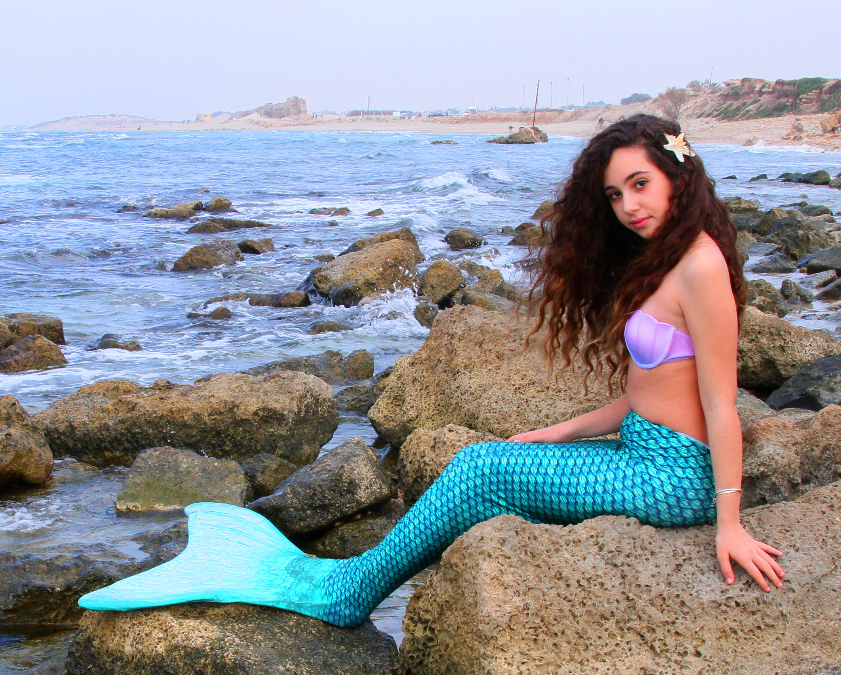 בוק בת מצווה בת הים