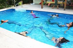 פעילות חווייתית בבריכה