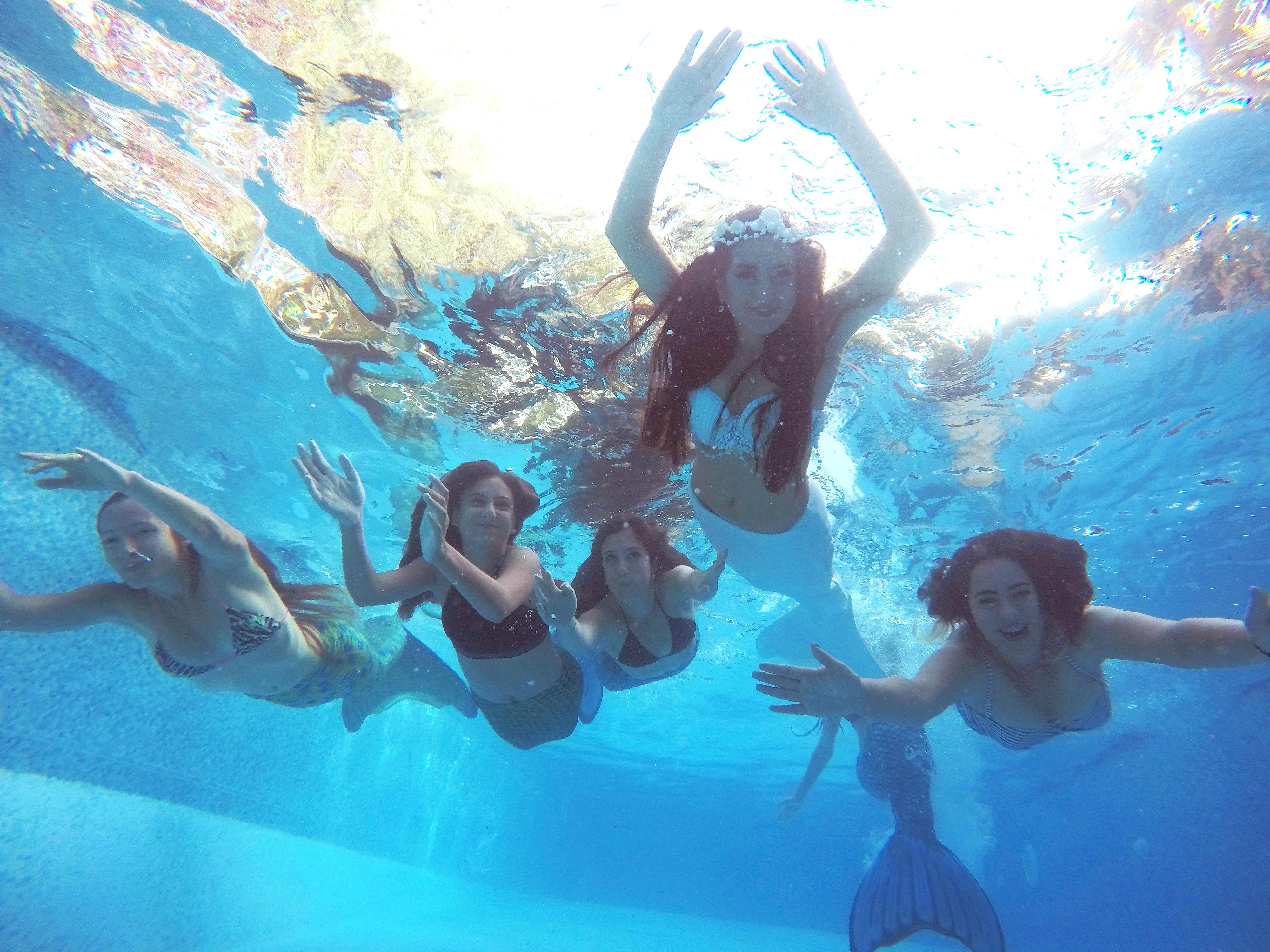 מסיבת רווקות בנות ים