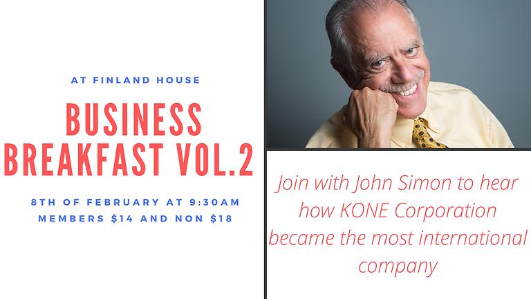 Business Breakfast vol. 2