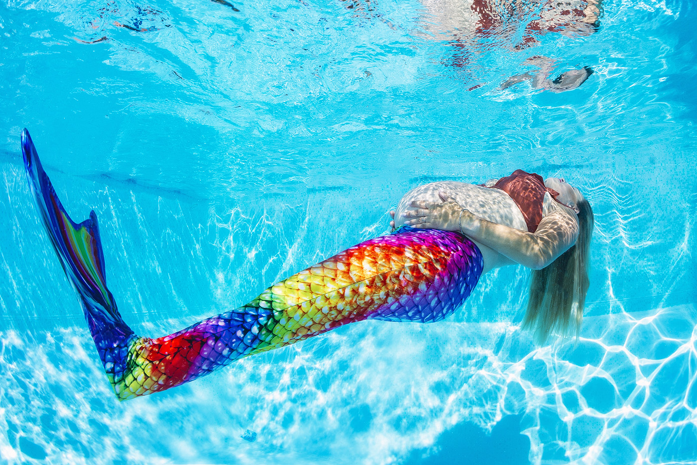Lihi Griner mermaid - 26.09