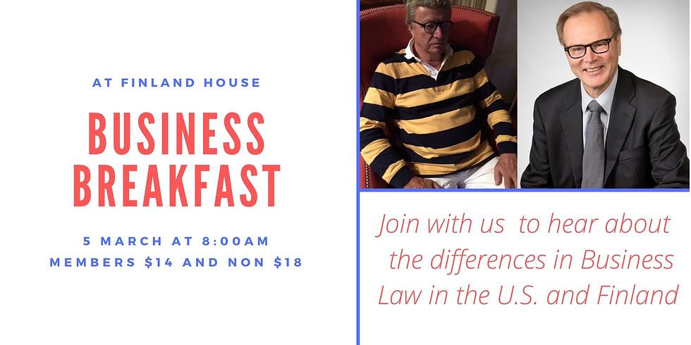 Business Breakfast vol. 3