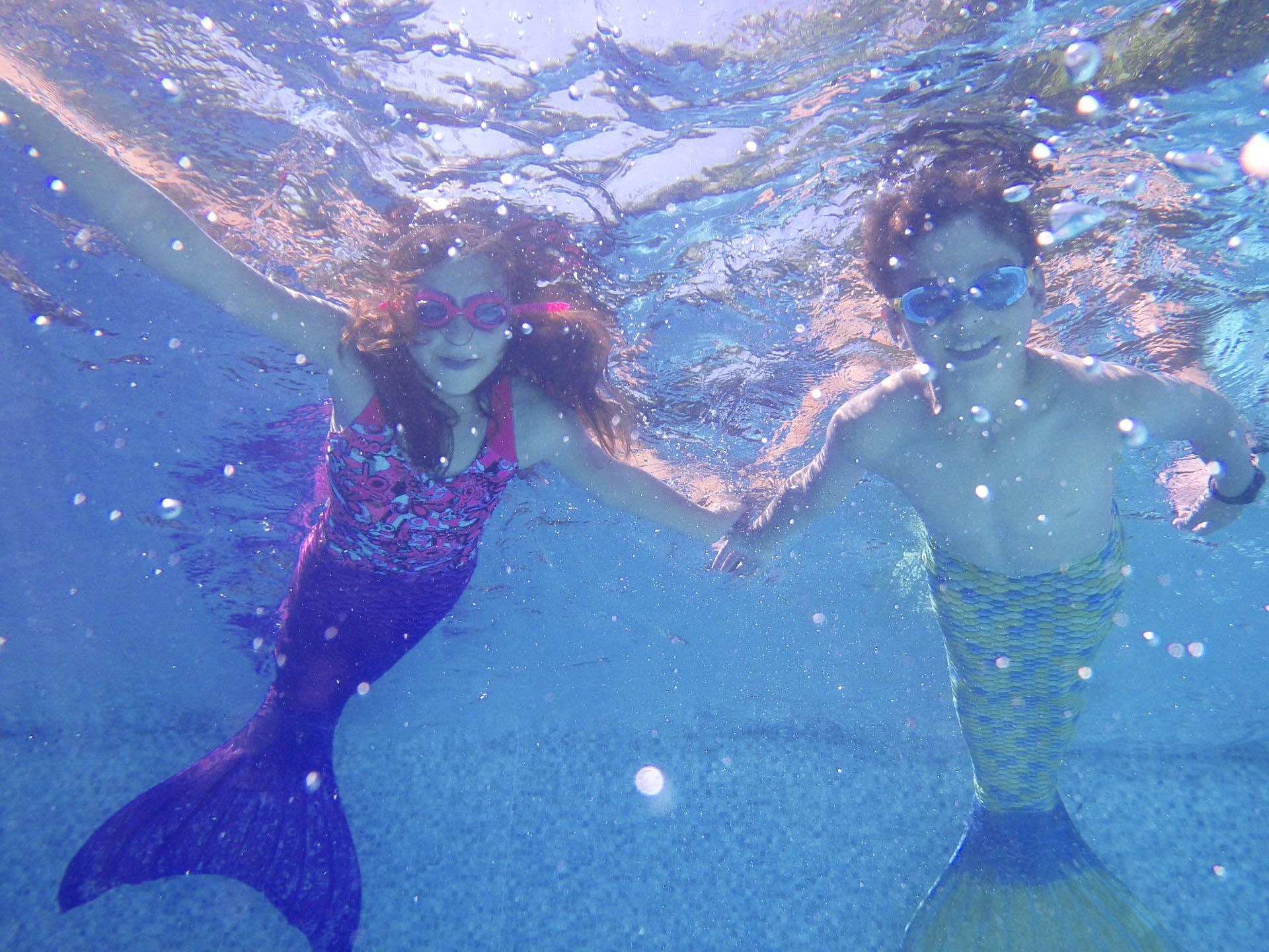 תאומים בני ים