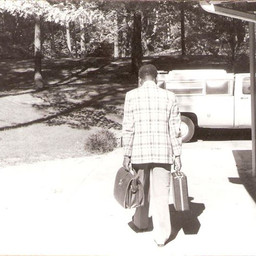 Grandaddy always carried two briefcases--one for ministry and one for real estate.