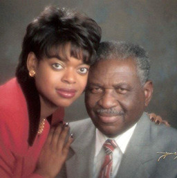 My mother Desiree and Grandaddy