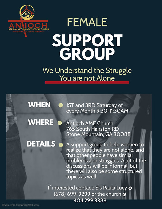 Female Support Group