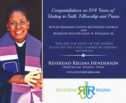 Rev. Regina Custom Ad