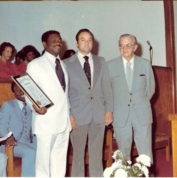 The Proclamation Ceremony of Reverend Ed
