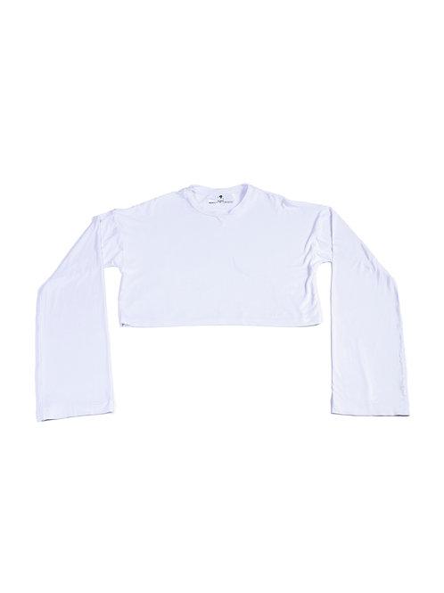 MC Unisex Whimsy Sleeve Crop-top T-Shirt