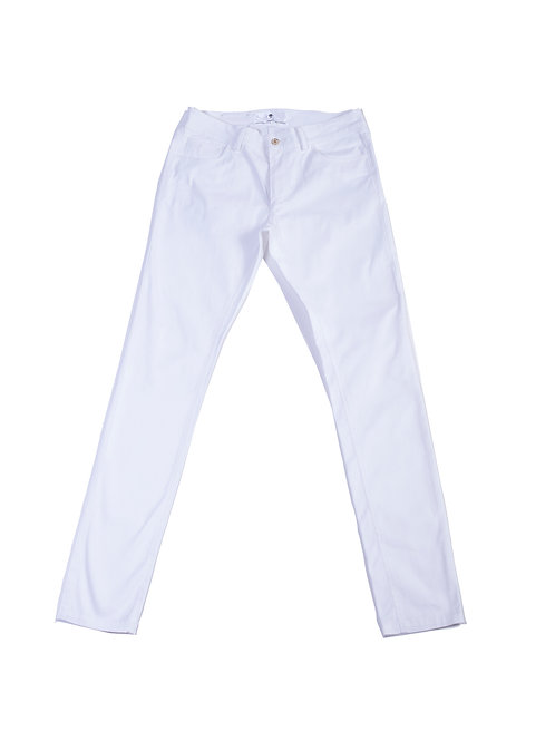 MC  Skinny Jeans White