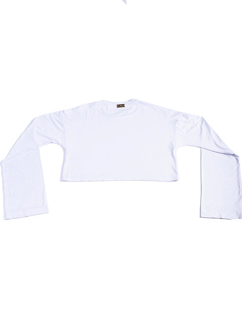 MC Unisex Whimsy Sleeve Crop-top T-Shirt