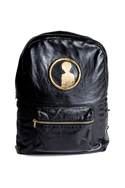 MC Medallion Logo Backpack