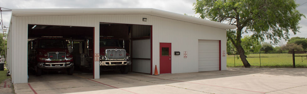 China Grove Fire Rescue Station 110
