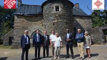 Visites officielles à la Cour de Launay