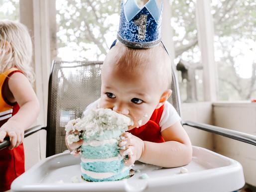 Cake Smash, Pool Bash