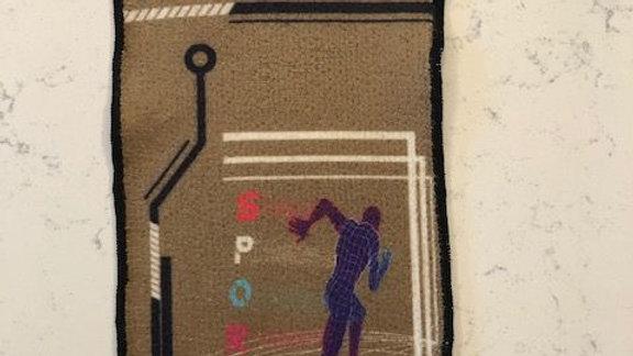 "Tech Towel®  - 5"" x 12"" Magnetic"