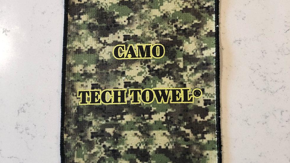 "Camo Tech Towel®  - 6"" x 14"" Magnetic"