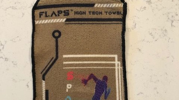 "Tech Towel®  - 6"" x 14"" Magnetic"