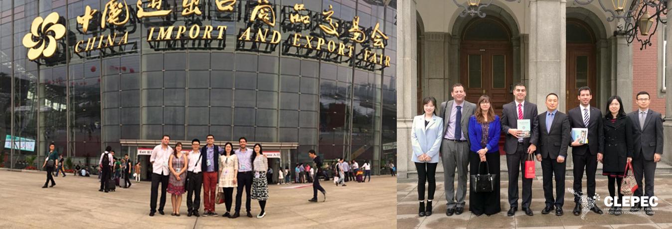 Nueva visita de CLEPEC a China