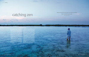 Catching Zen - Turks and Caicos Magazine