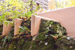 Fallingwater structure