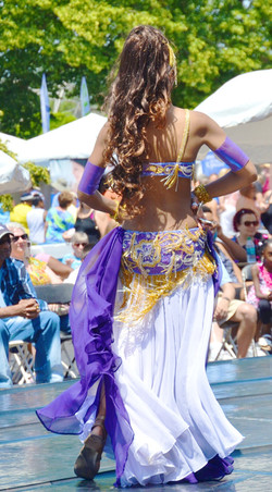 Arts Festival performance