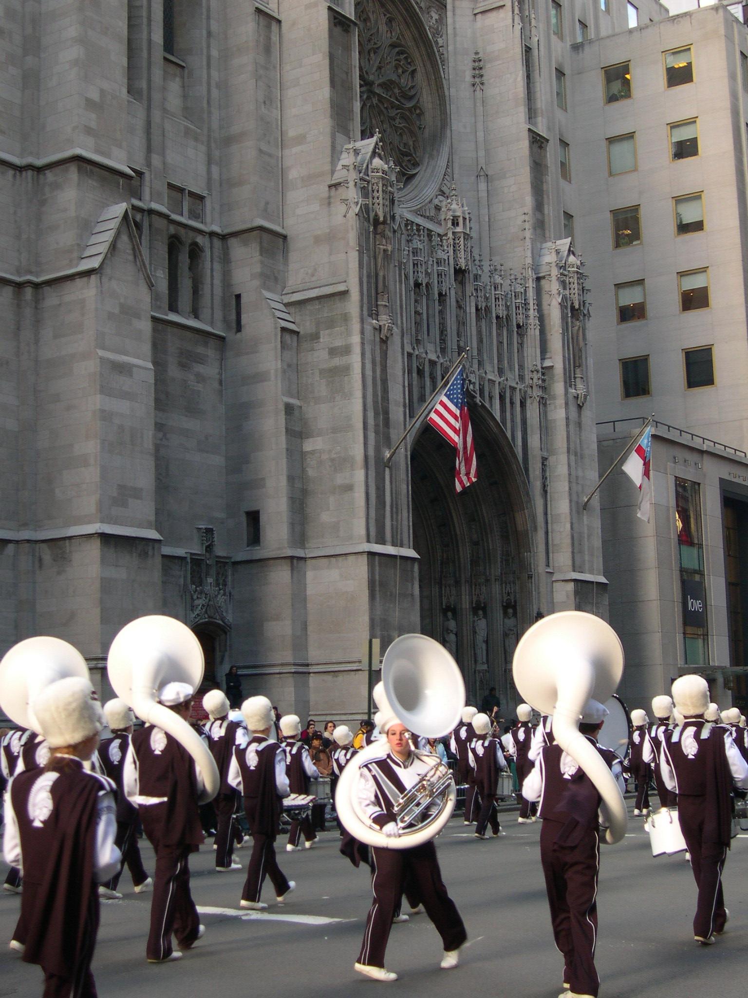 Veteran's Day Parade NYC