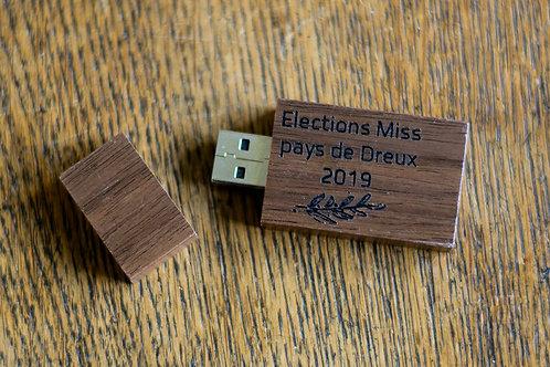 Clé USB Election Miss  Pays de Dreux 2019