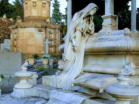 Begraafplaats van Montjuïc