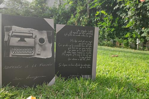 Adicción a la ficción. Sara Levesque