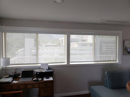 3 Reasons Rollershades Save On Heating And Cooling All Year