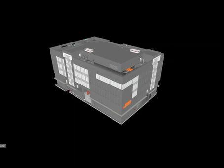 Техническое задание на разработку BIM-модели