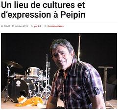 FOX Café-Concerts HPI Un lieu de culture et d'expression à Peipin