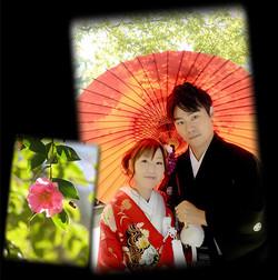 邇保姫神社挙式