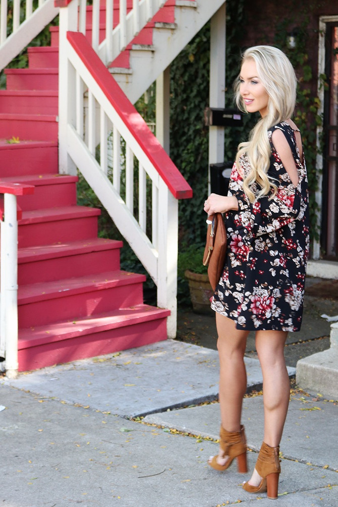 OOTD: April Showers = May Flowers