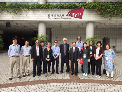 Urban Meteorology and Climate Conference in Hong Kong