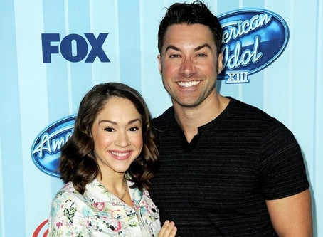 """Diana DeGarmo & Ace Young win """"Best Duo"""""""