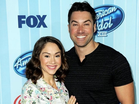 "Diana DeGarmo & Ace Young win ""Best Duo"""