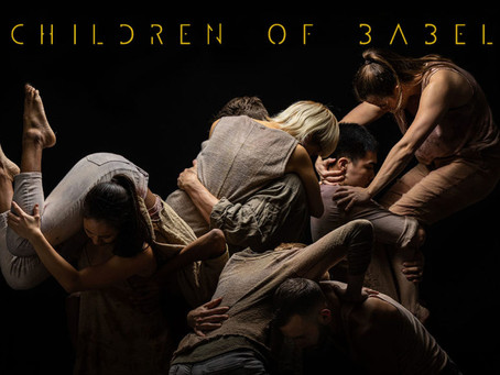 """CHILDREN OF BABEL"" @ DANCE PLACE"