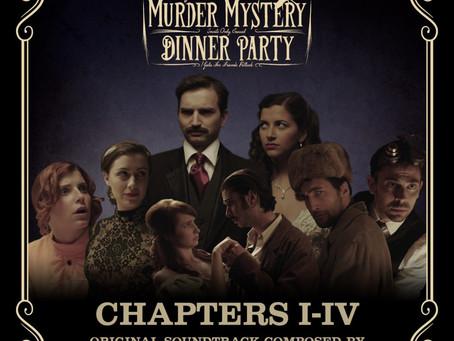 """Music from """"Edgar Allan Poe's Murder Mystery Dinner Party"""": Chapters 1-4 is now av"""