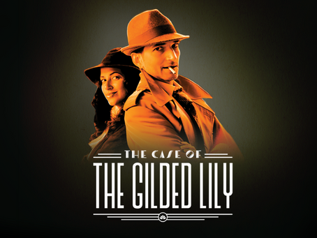 """Music from """"The Case of the Gilded Lily"""" – now available for purchase"""