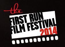 First Run Film Festival 2014 logo