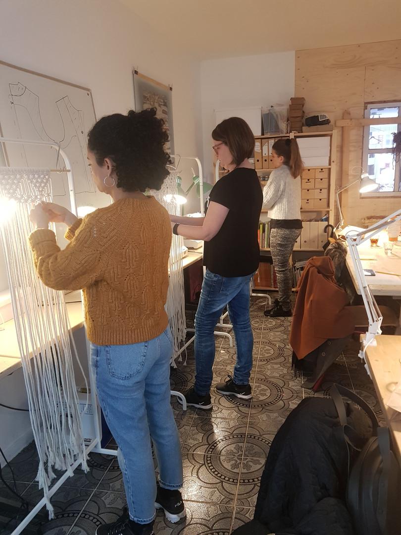macramé wall hanging @desteek 01/03/20