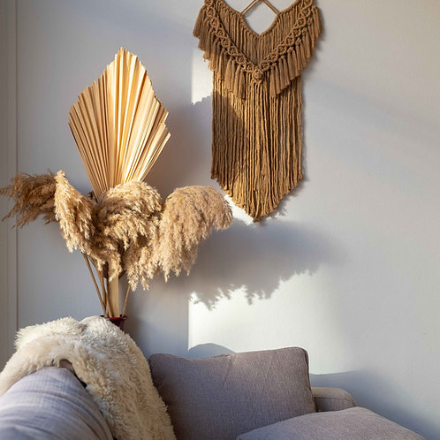 Custom made Macramé Wall Hanging