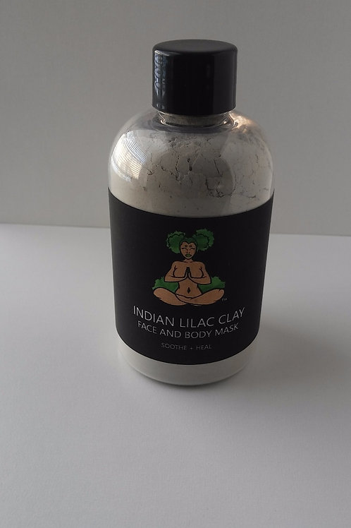 INDIAN LILAC CLAY MASK