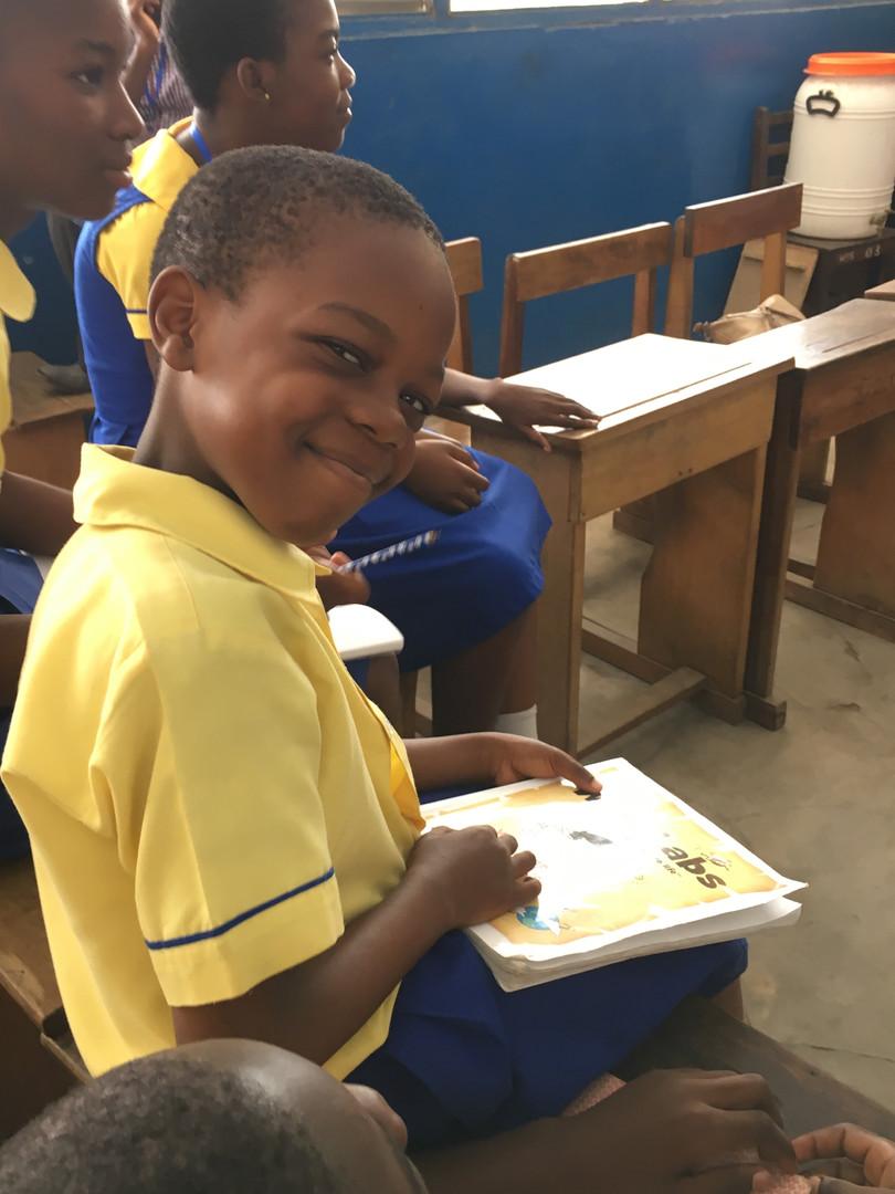 A Ghana Smile