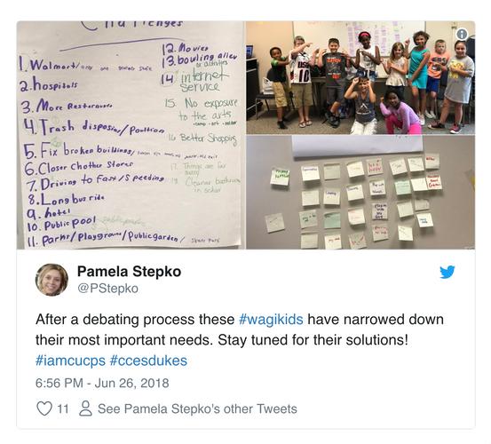 Identifying Community Needs