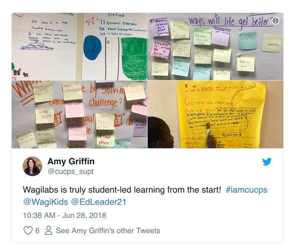 Student-led Learning