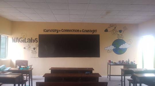 Nigeria WagiLabs Classroom